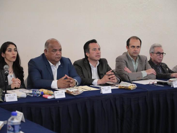 Reconocen empresarios de Xalapa avances en combate a la delincuencia
