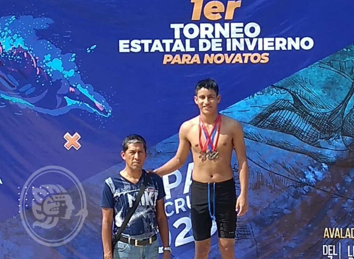 Mostraron su talento tritones de Jáltipan en Veracruz