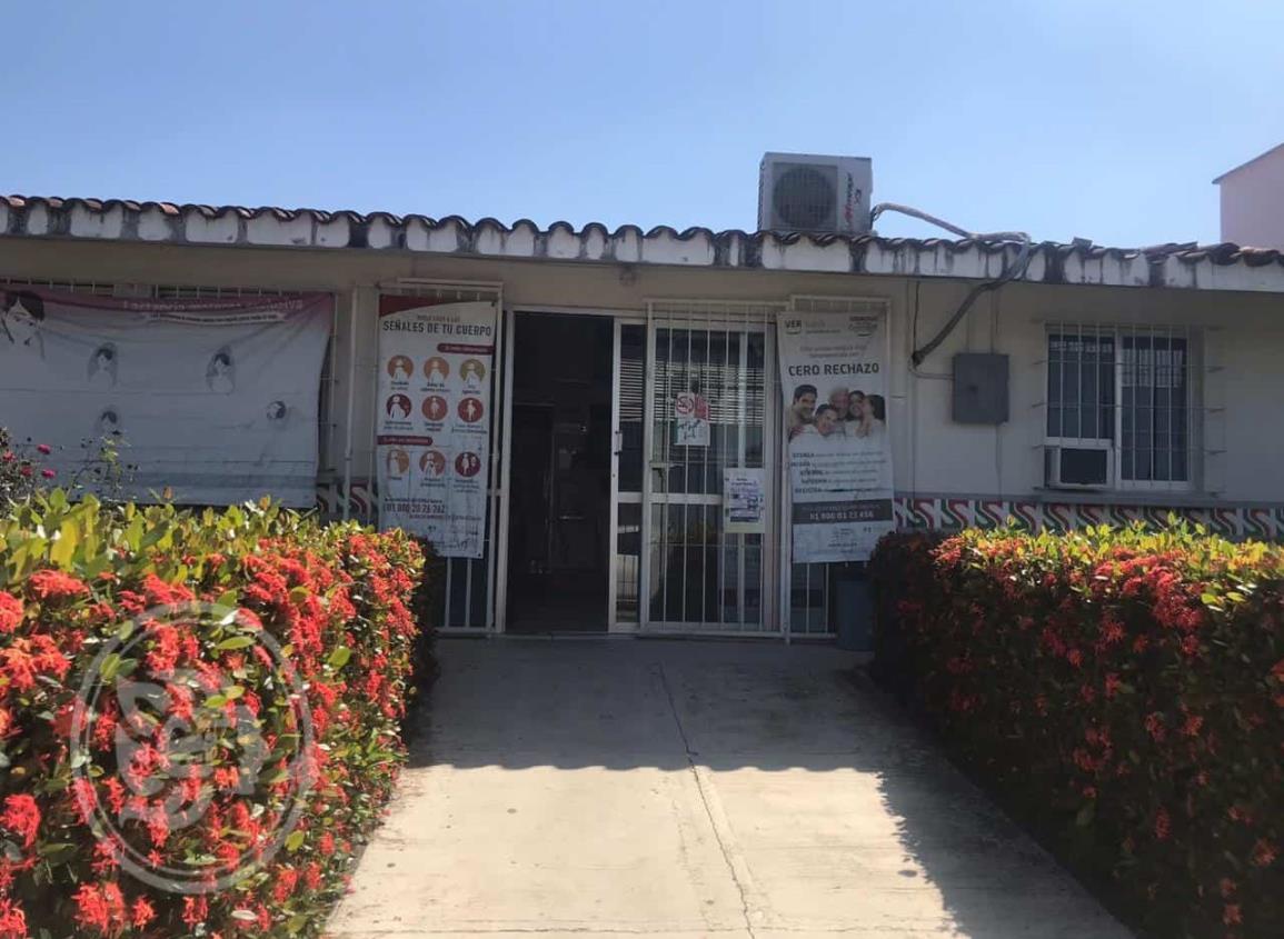 Por inseguros abandonan centros de salud en Acayucan y Soconusco