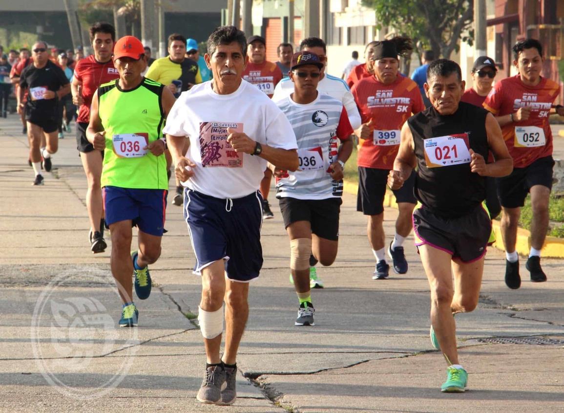 Por una causa noble, todos a correr en Nanchital