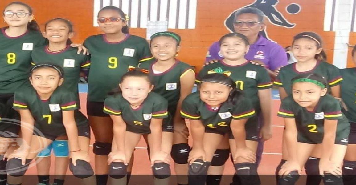 Dragonas de Jáltipan campeonas nacionales en el voleibol femenil