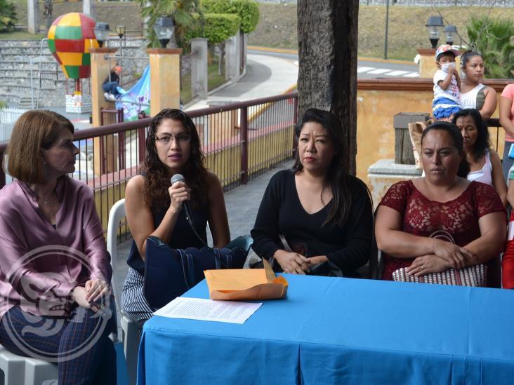 En Orizaba, padres de niños con cáncer buscan amparo