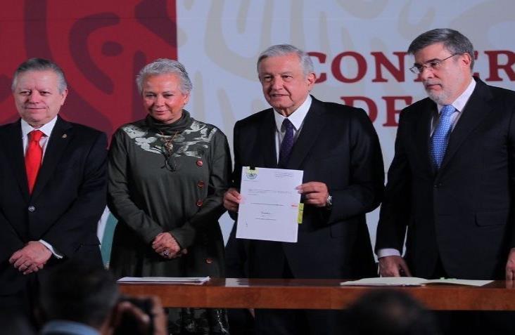 Enviará AMLO iniciativa de la SCJN para reformar al Poder Judicial