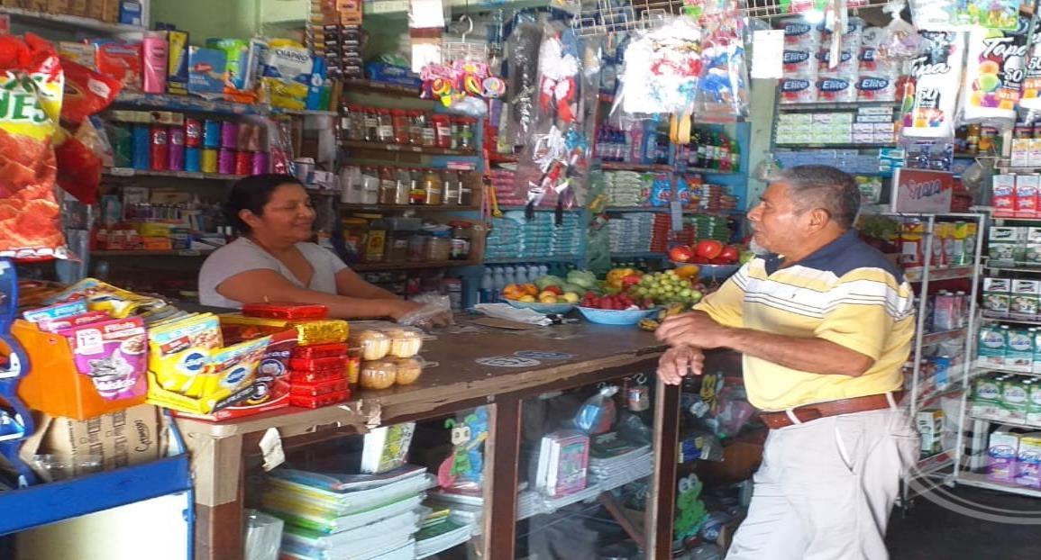 La Lagunita, tienda icono de Cosoleacaque