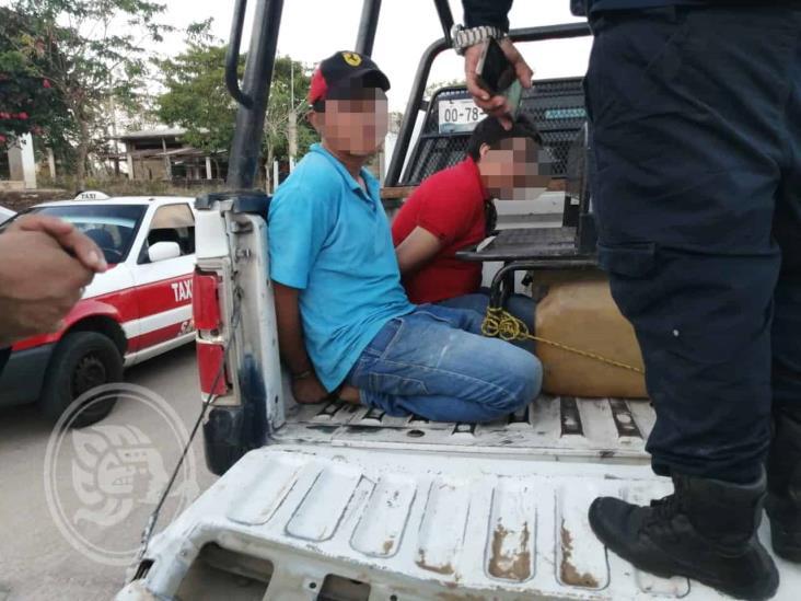 Ebrios agreden a taxistas en Sayula; SSP se moviliza