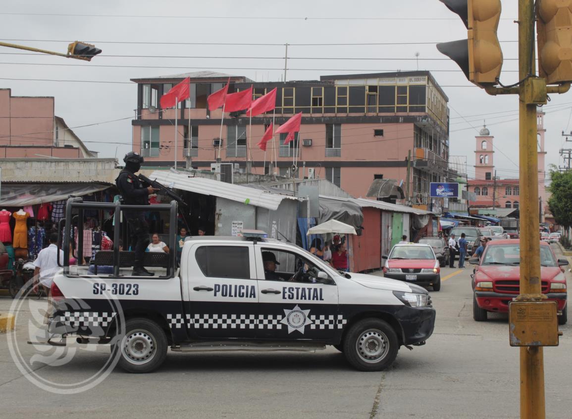 Quedó acéfala la delegación de la SSP en Las Choapas