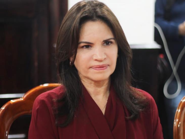 Nueva revisión a cuentas 2018 de Veracruz, completamente legal: Mónica Robles