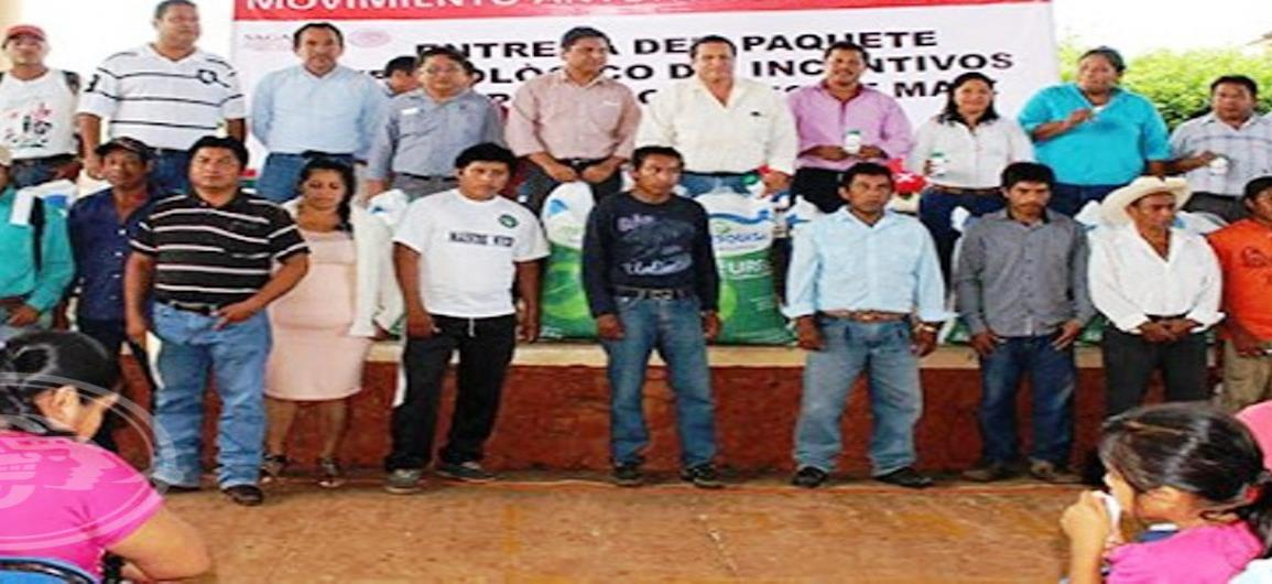 Poblado Morelos pretende separarse de San Pedro Soteapan