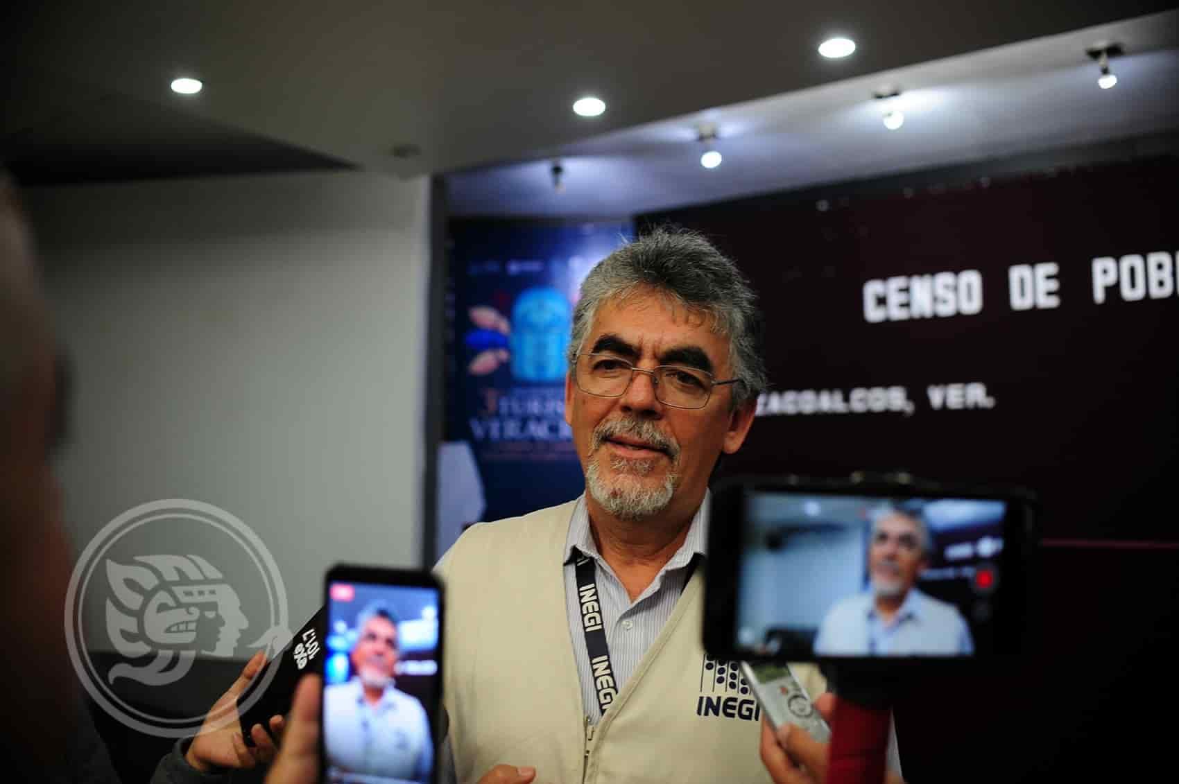 No reporta INEGI incidentes por inseguridad en Veracruz
