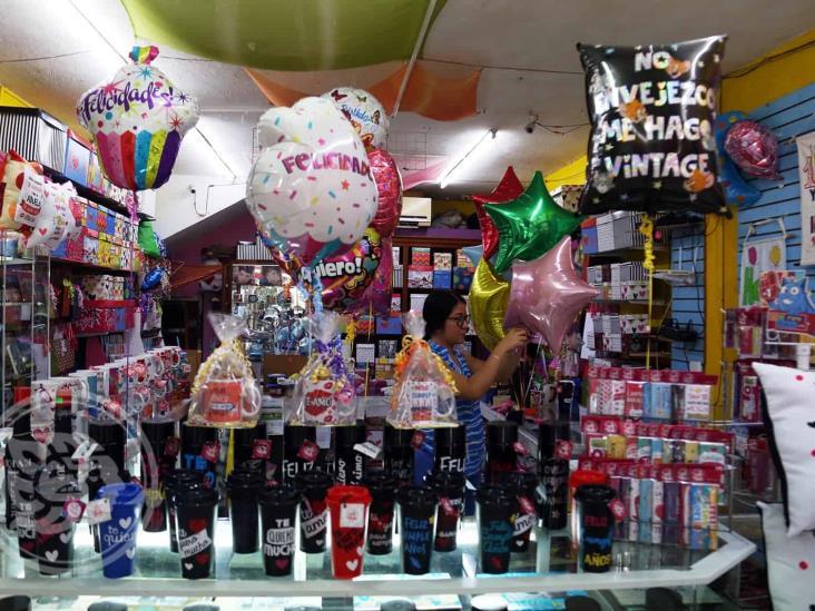 Esperan que San Valentín deje altas ventas en Coatzacoalcos