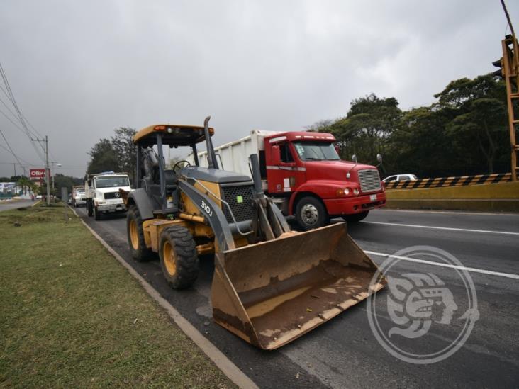 Obras en Veracruz aún son otorgadas a constructoras foráneas, acusan