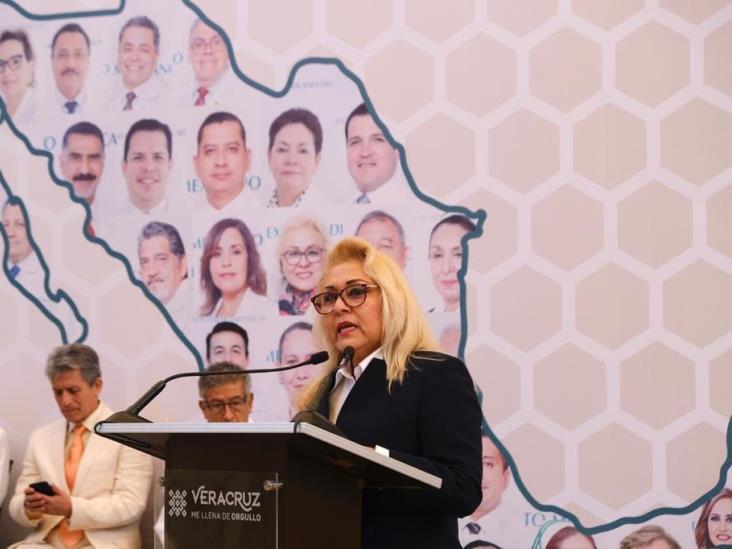 Toman posesión nuevas titulares de las oficinas de representación del IMSS en Veracruz Norte y Sur