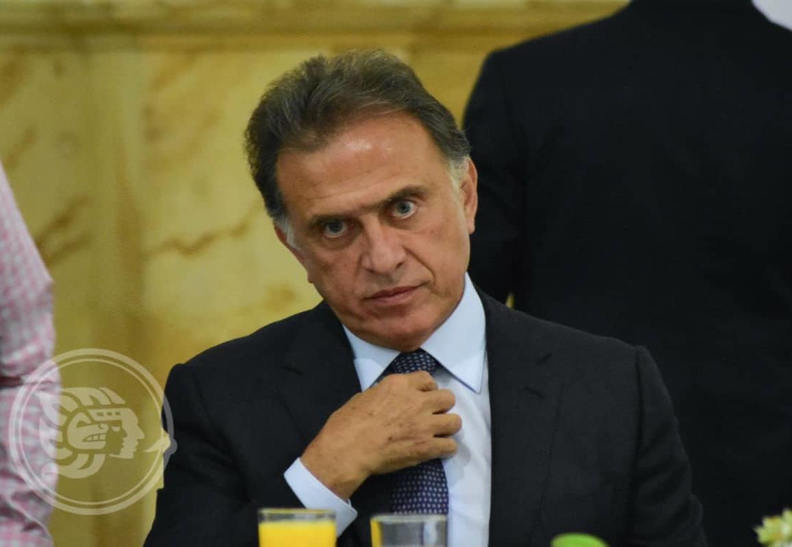 Investigación contra Yunes Linares será reactivada por FGR