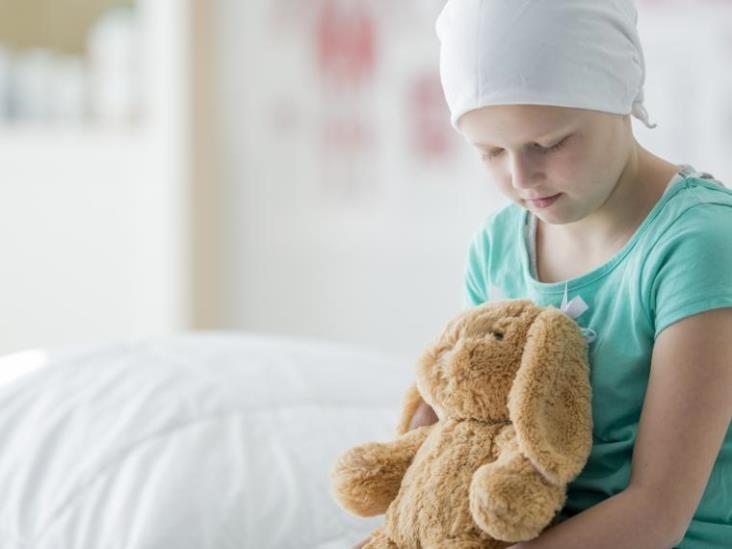 Solo 20% de niños con cáncer logran cura en países pobres