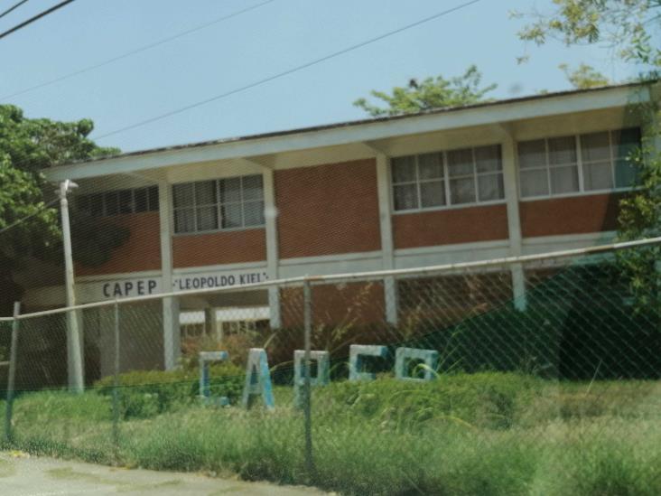 Capep en el norte de Veracruz, sin docentes