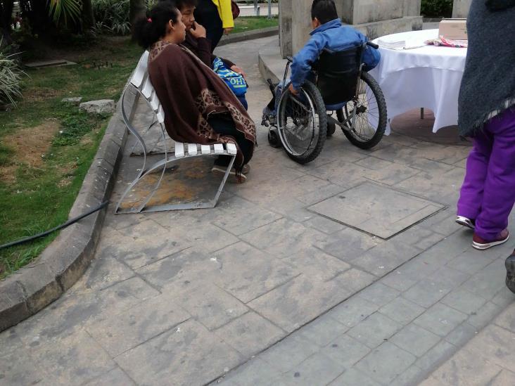 Sin censo de discapacitados en la zona norte