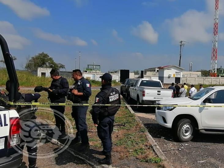 Hallan cuerpo encobijado en la Minatitlán-Coatzacoalcos