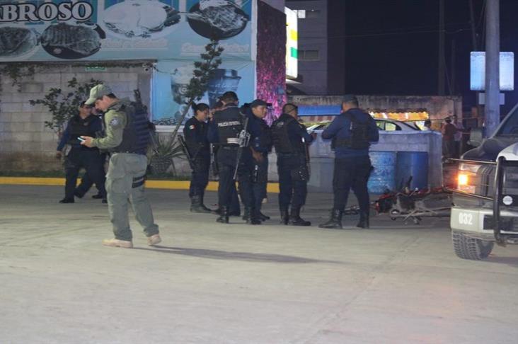 Graves, jóvenes baleados por sicarios en Martínez de la Torre
