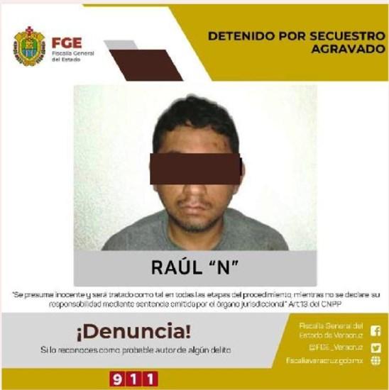 Detienen a presunto secuestrador en Córdoba