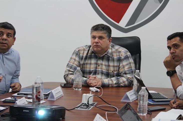 Gobiernos de Veracruz y Oaxaca fortalecen cooperación para seguridad