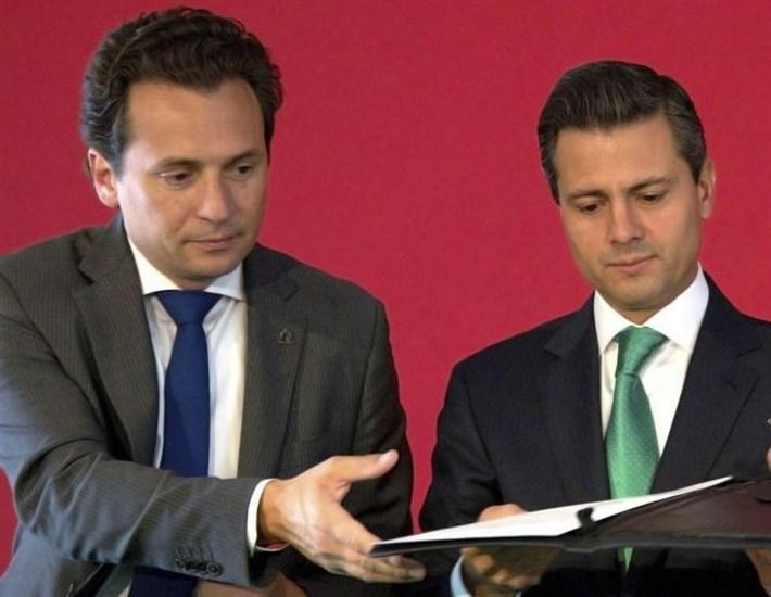 Peña Nieto es investigado por el caso Emilio Lozoya
