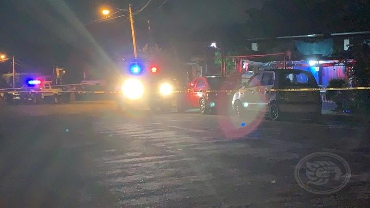 Atacan a balazos a jovencita de 16 años en Cosoleacaque