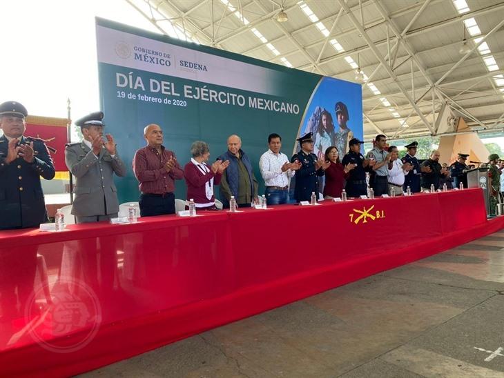 Ejército Mexicano se ha vuelto una opción laboral para jóvenes