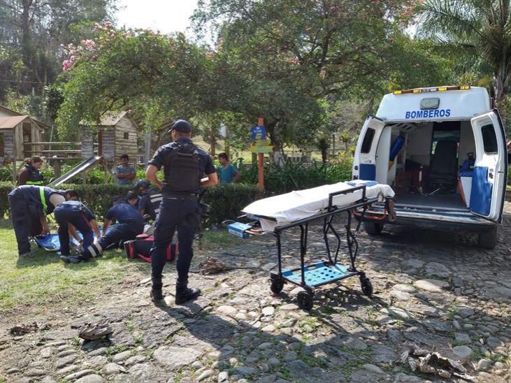 Apuñalan a taxista en Xalapa