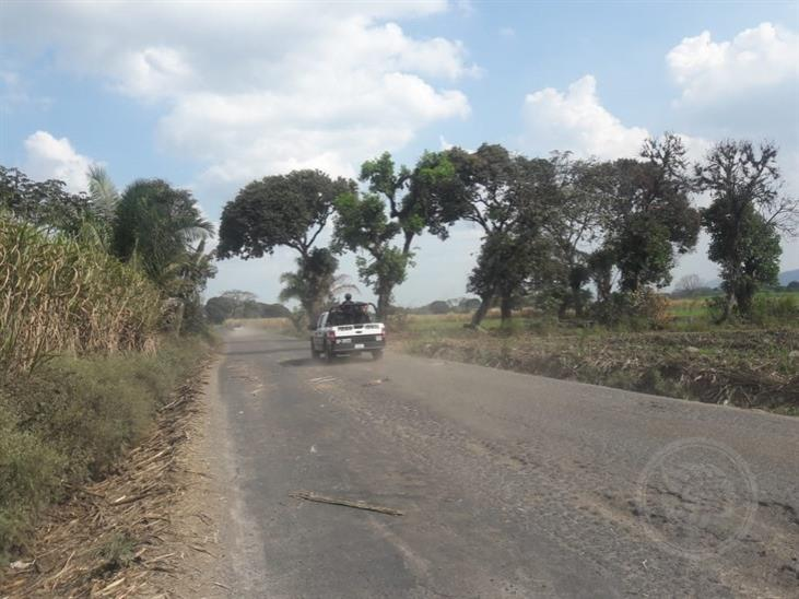 Se enfrentan crimen y SSP-Veracruz en Omealca; 2 detenidos