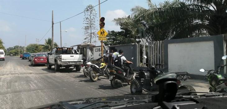 Con cadenas falsas, siembran miedo en Las Choapas con robo de niños