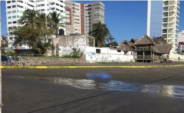 Poblano va a Carnaval y muere ahogado en Boca del Río