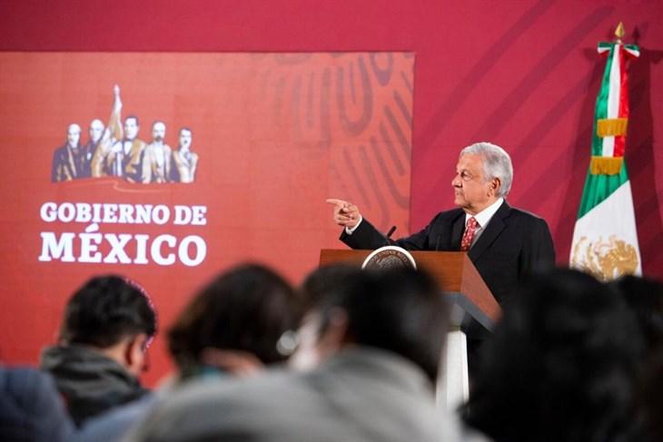 Llama AMLO a Veracruz y otros estados a cubrir adeudos con el ISSSTE