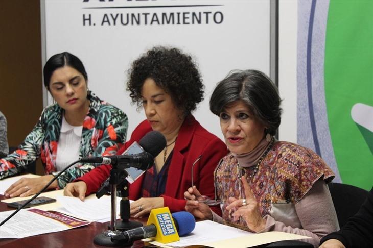 Mujeres del Ayuntamiento de Xalapa podrán sumarse a #UnDíaSinNosotras