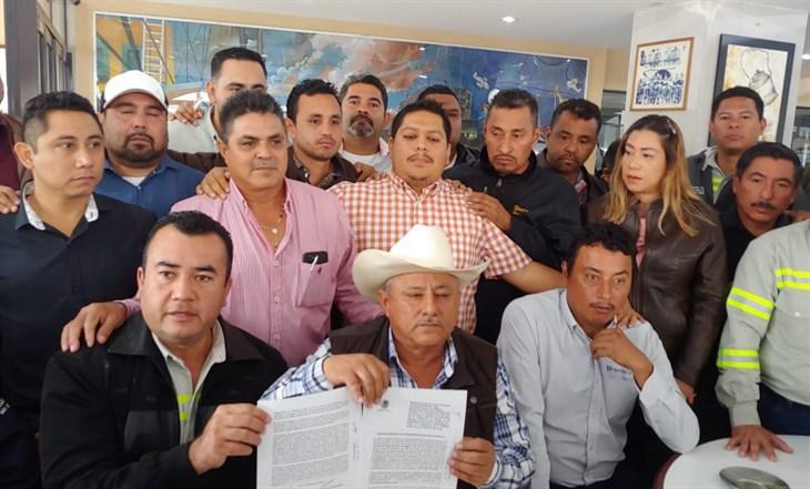 Cándido Canseco se declara líder del sindicato de Tamsa