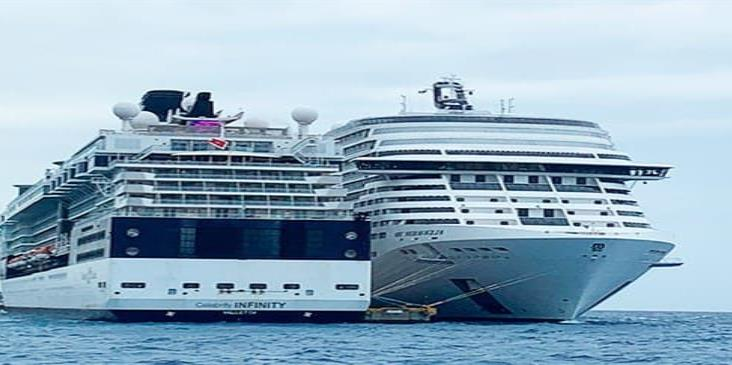 En dos días, suman 86 mexicanos repatriados de cruceros: SRE