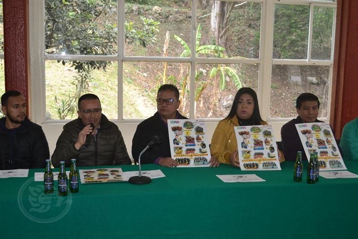 Autoridades anuncian el Nogales Fest, a partir del 4 de abril