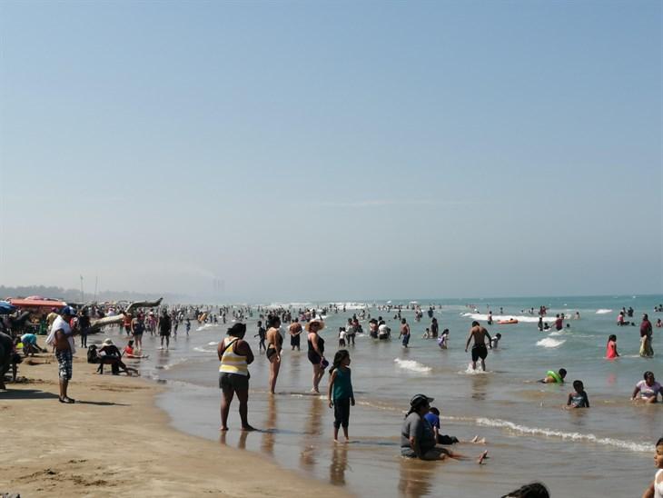 Turismo busca playas y laguna en norte de Veracruz