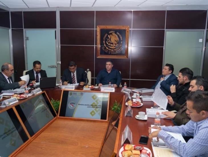 Encabeza Hugo Gutiérrez sesión de la Academia de Seguridad del Sureste