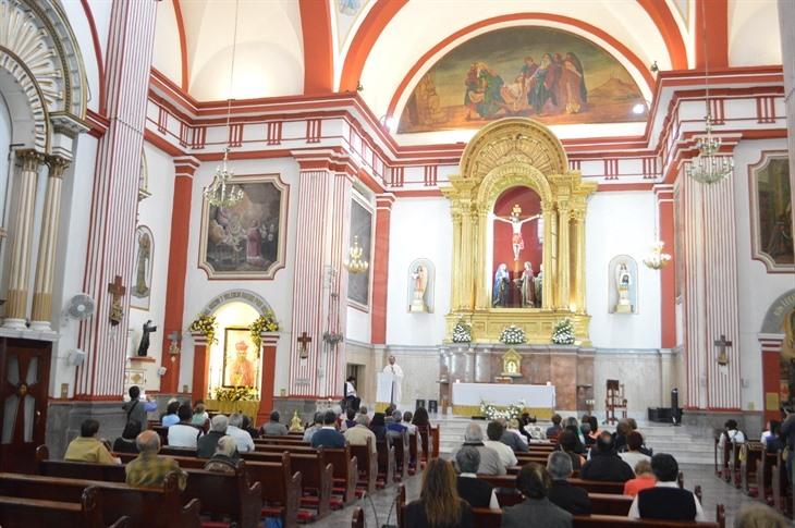 Iglesia de Orizaba implementa medidas por coronavirus