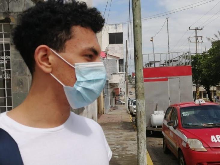 En Xalapa, compras de pánico a causa del coronavirus
