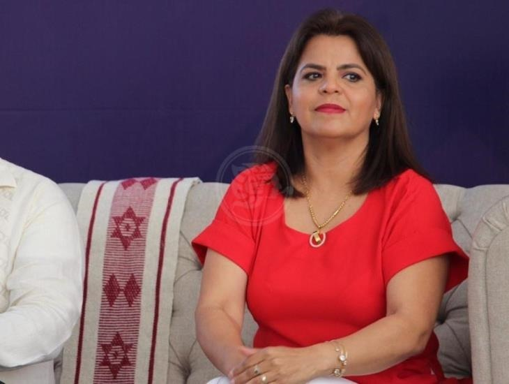 Verónica Aguilera renuncia a la dirección del DIF estatal de Veracruz