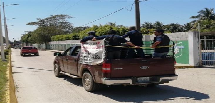 Ganaderos del sur de Veracruz muestran ´músculo´ contra hampa