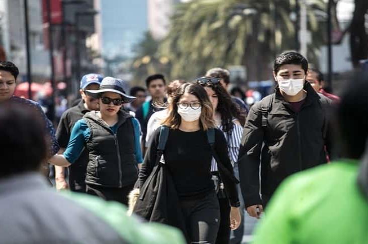 Coronavirus en México podría crecer exponencialmente dentro de 2 o 3 semanas