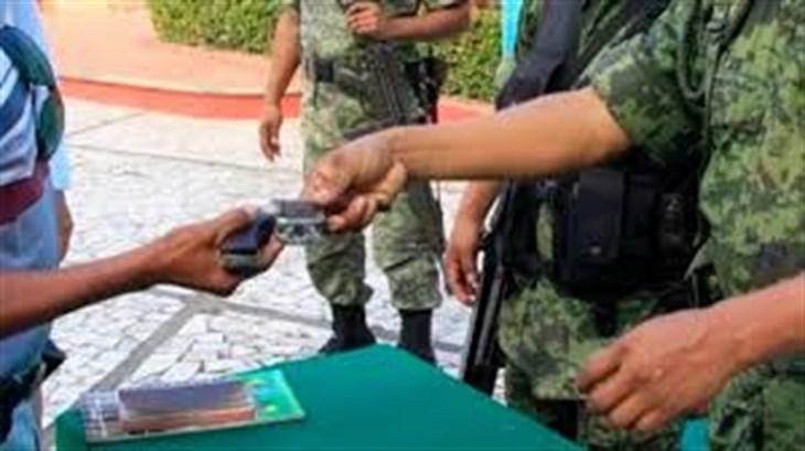 SSP anunció el arranque de campaña de canje de armas 2020