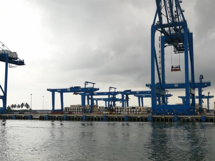 Filial de empresa belga gana licitación para dragado del Puerto de Tuxpan