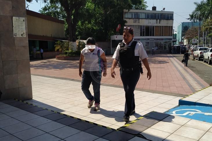 Amenazó con lanzarse desde un puente, en Poza Rica