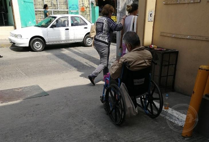 Difícil para discapacitados hallar empleo en Tuxpan