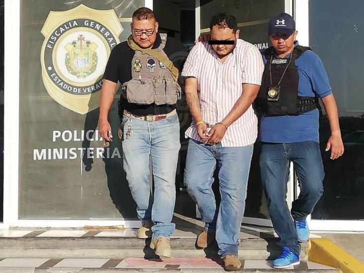 Detienen a ´El Moon´, presunto líder criminal en Veracruz