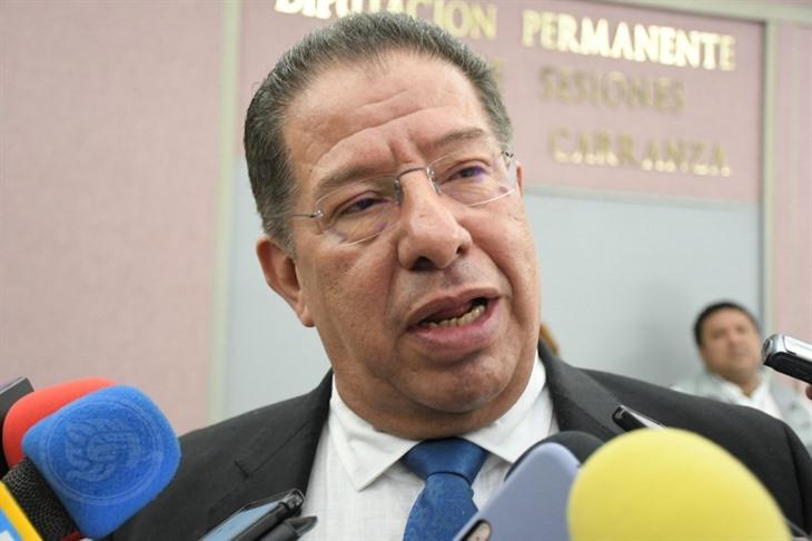 Niegan que Gobernador de Veracruz imponga línea a diputados de Morena