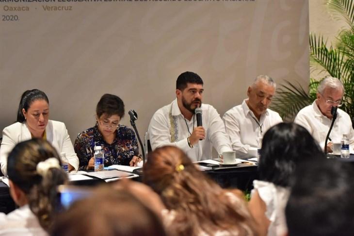 Dimos un gran paso con una nueva Reforma Educativa: Zenyazen